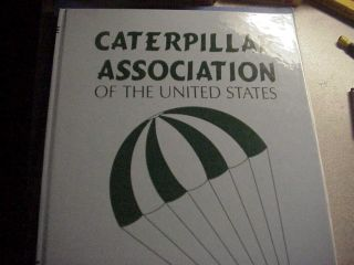 Book The Caterpillar Association Of The United States