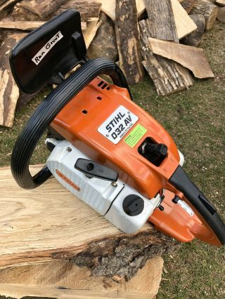 Oem Stihl 032 Ave (electronic) Chainsaw  Vintage