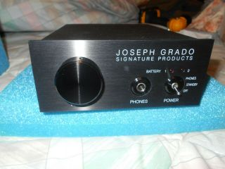Joseph Grado Hpa - 1 Headphone Amp Rare