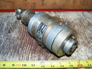 Old ABG Belt Driven 6V Generator Antique Motorcycle Harley Indian Pope Thor 3