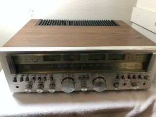 Vintage Sansui G - 9000db Pure Power Stereo Receiver