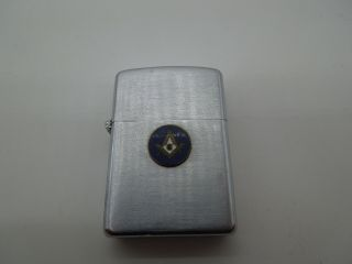 Vintage Rare 1937 - 1950 Mason Zippo Lighter Unfired