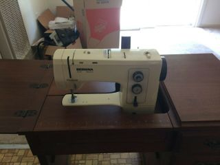 Vintage Bernina Record 830 Electric Sewing Machine,