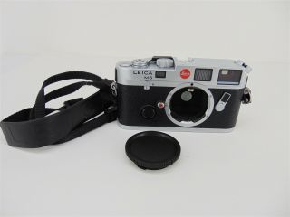 Vintage Leica M6 35mm Rangefinder Film Camera Body Only No.  1903583
