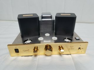 Rare Cary Cad - 300sei Gold Plated Integrated Amplifier 300b 300 Sei