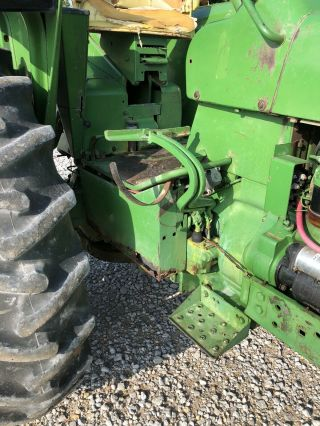 1972 John Deere 2520 Rare 425 From Last One Made 12