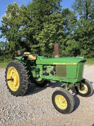 1972 John Deere 2520 Rare 425 From Last One Made 2