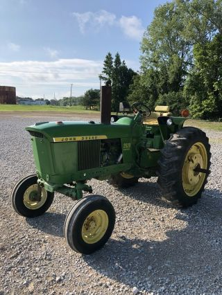 1972 John Deere 2520 Rare 425 From Last One Made 6