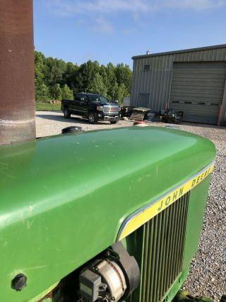 1972 John Deere 2520 Rare 425 From Last One Made 7