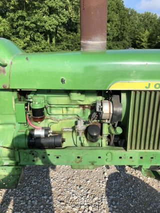 1972 John Deere 2520 Rare 425 From Last One Made 9