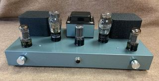 1 Custom Single - Ended Vintage 45 Tube Amplifier Tamura Transformers 120 Or 240 V