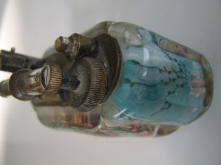 Rare Large Old Dunhill Aquarium Table Lighter Made in England Circa 1950s 12