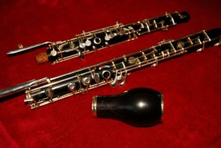 Handmade German English Horn – - Extremely Rare