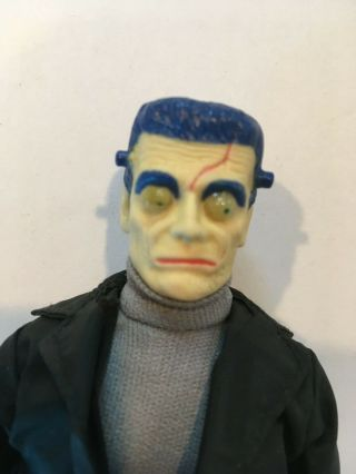 MEGO BLUE HAIR FRANKENSTEIN (RARE) 3