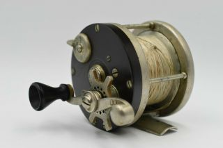 Rare Edward Vom Hofe Fishing Reel Model 621 Size 1/0 Vintage Salt Water Reel