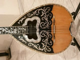 Rare And Unique,  Greek Bouzouki.  ZOZEF TERZIVASIAN 2