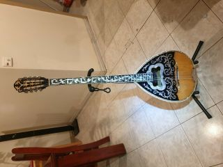 Rare And Unique,  Greek Bouzouki.  ZOZEF TERZIVASIAN 3