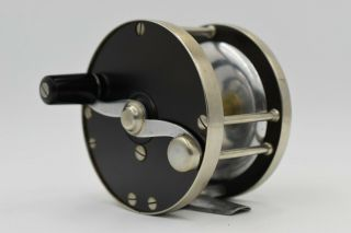 Rare Edward Vom Hofe Tobique size 1/0 Fly Fishing Reel vom Hofe Reel Model 504 3