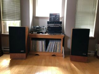 Pioneer HPM - 100 200w Vintage Speakers - Magnificent and Sound 2