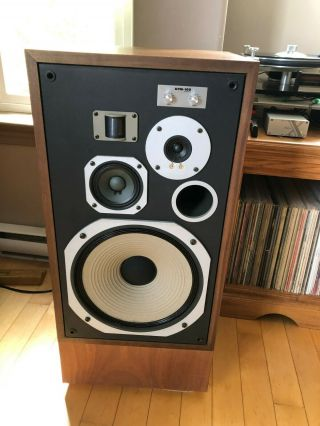 Pioneer HPM - 100 200w Vintage Speakers - Magnificent and Sound 3