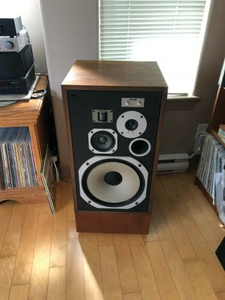 Pioneer HPM - 100 200w Vintage Speakers - Magnificent and Sound 4