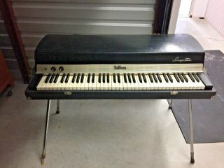 Vintage 1972 Fender Rhodes 73 Electric Piano Mark - 1 Stage W/ Legs & Pedal