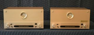 Vintage Marantz Model 9 Reissue Vacuum Tube Monoblock Amplifier Pair