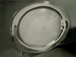 Gorham Sterling Tea Set Tray 1912 Special Order
