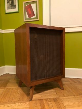 Vintage 1956 Jbl C46 Speaker Cabinet With D123 Speaker And 075 Tweeter