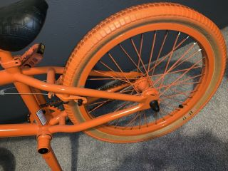 2012 Sunday Aaron Ross Orange Soda Bonus Bike Minty Rare Bmx 10