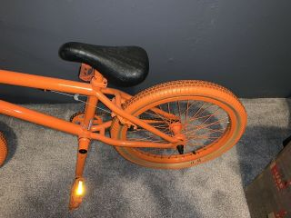 2012 Sunday Aaron Ross Orange Soda Bonus Bike Minty Rare Bmx 2