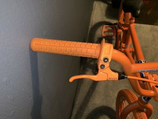 2012 Sunday Aaron Ross Orange Soda Bonus Bike Minty Rare Bmx 7
