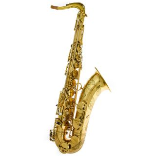 Vintage Selmer Mark Vi Tenor Saxophone Nr.  137852 - Repadded Black Pad Perfect
