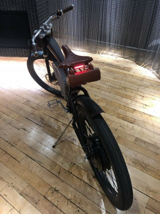 Vintage Electric Cafe Electric Bicycle - 39 Mph Less than 500 miles 4