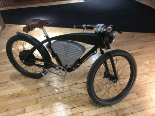 Vintage Electric Cafe Electric Bicycle - 39 Mph Less than 500 miles 6