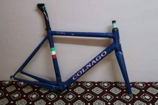 Rare Colnago C60 Limited Edition Road Bike Frameset.  Traditional Size 54.  Rare