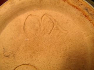 Rare Shearwater Arts and Crafts Pottery - You This 7