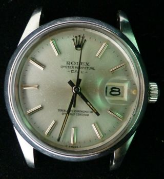 Vintage Rolex Oyster Automatic Men Watch Ref.  15000