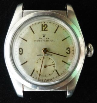 Vintage Rolex Oyster Automatic Men Watch Ref.  2764