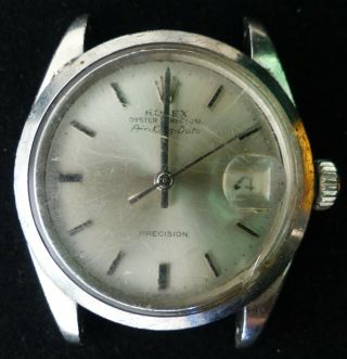 Vintage Rolex Oyster Automatic Men Watch Ref.  5700