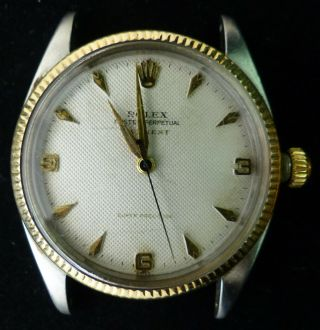 Vintage Rolex Oyster Everest Automatic Men Watch Ref.  5505