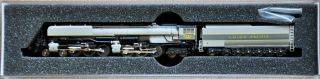 Rare Z Scale 1:220 Ajin Azl Brass Union Pacific Gray Goose Challenger Locomotive