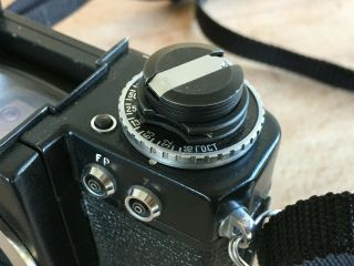 Ultra Rare 50pcs Made Pre Almaz - 103 LOMO camera Body USSR 11