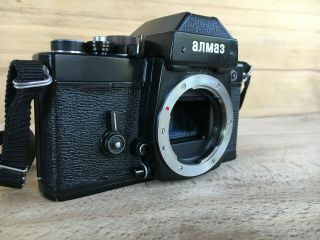 Ultra Rare 50pcs Made Pre Almaz - 103 LOMO camera Body USSR 2
