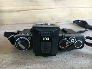 Ultra Rare 50pcs Made Pre Almaz - 103 LOMO camera Body USSR 3