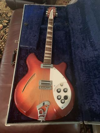 Rickenbacker 360 12 String 1966 True Vintage
