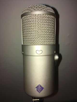 Neumann U47 Fet Microphone Vintage _ Not A Reissue_ Sound Low Sn 3513