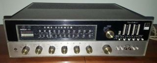 Vintage Fisher 800t Stereo Receiver