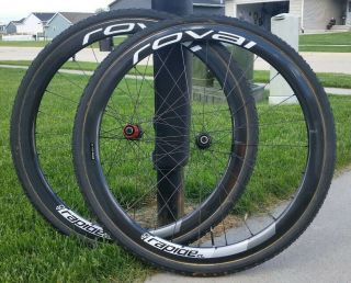 2014 Specialized Crux Pro Race Disc SRAM Red 61cm Rare Tron Paint Roval Carbon 10
