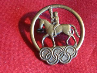 Orig.  Old German Badge Olympiade Berlin 1936